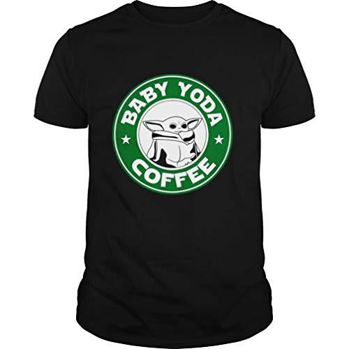 The Mandalorian Baby Yo da Coffee Shirt i Am Enough Mens Small Tshirts mesh Gift Bags with Drawstring 5x7