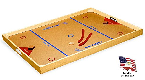Carrom Nok Hockey Game  Large