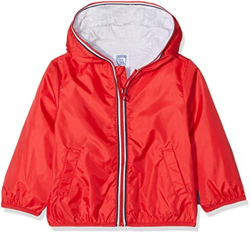 Chicco K-Way Impermeabile, Rosso (Rosso Chiaro 071), 50 (Taglia Produttore:050) Unisex-Bimbi