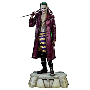 Sideshow Collectibles 300657 Joker Suicide Squad Premium Format Figura, Multi 9