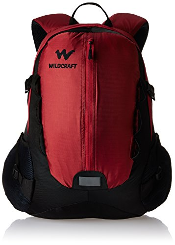 Wildcraft HypaDura 30 liters Red Casual Backpack