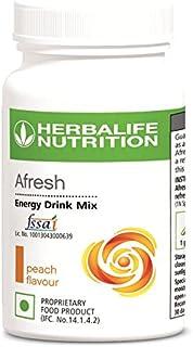 Herbalife Afresh Energy Drink Mix 50 Grams (Peach)