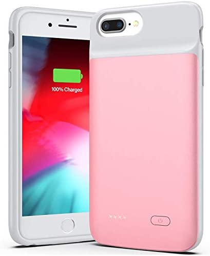 Swaller Battery Case for iPhone 8 Plus 7 Plus 6 6s Plus 5000mAh Slim Charger Case Full Body product image