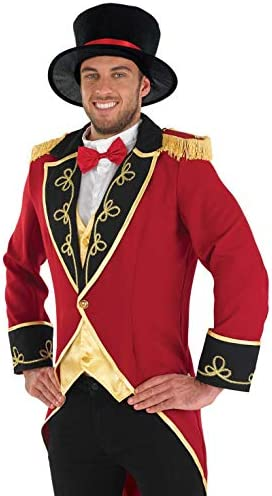 Circus ringmaster costume _image3