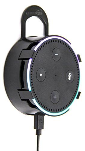 Price comparison product image AMAZ247 2nd Generation Echo Dot Protective Case for Echo Dot Gen 2,  Alexa Case Cover Bag Box Accessories
