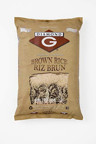 Diamond G Brown Rice 15lb
