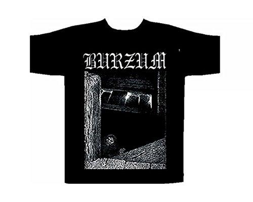 Official Merchandise Burzum - Raven T-Shirt L