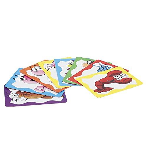 Giochi Preziosi - Napoleone il Pesce Mangione Gioco da Tavola con Suoni e Carte Interattive [Prodotto Assortito - confezione Italiana o Francese]