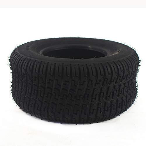Neumáticos de 13 x 5,00-6 Pulgadas para neumáticos de barredora de Nieve para cortadora de Karts de Playa de Cuatro Ruedas, Seguros y cómodos