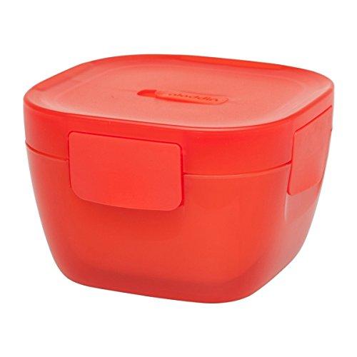Aladdin 31695 Crave isolierte Lunch-Box /-Schale, auslaufsicher, 0.85 L