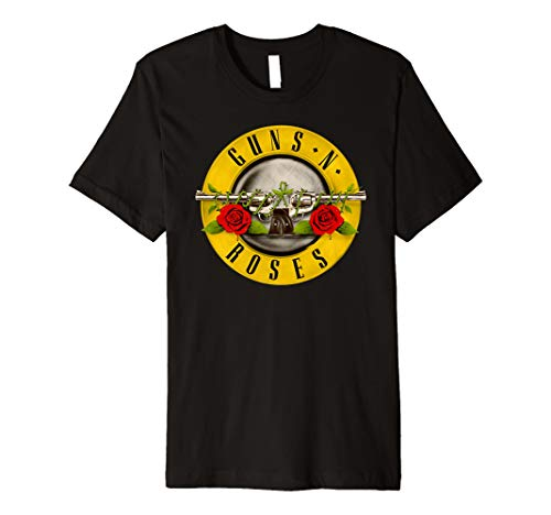 Guns N' Roses Classic Bullet Logo T-Shirt