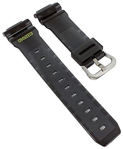 Ersatzband für Casio G-Shock G-Lide schwarz transparent GLX-5600