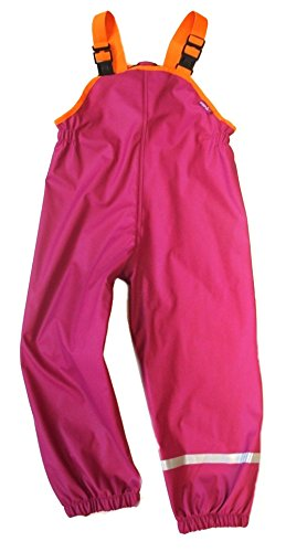 Step In Kinder Regenlatzhose, 6322, fuchsia, Gr. 98