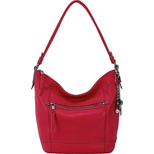 The Sak Sequoia Hobo Bag, Ruby