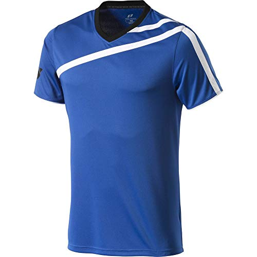 Pro Touch 258666523950 T-Shirt Homme, Blue Dark, FR : L (Taille Fabricant : L)