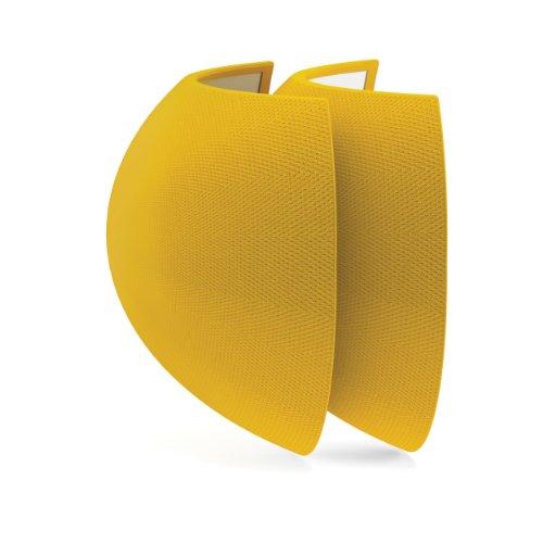 Pure Gitter Sensia 200D Lautsprecherabdeckung gelb