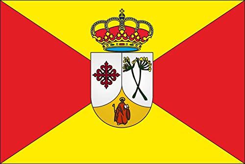 magFlags Bandera Large Hinojosas de Calatrava   Bandera Paisaje   1.35m²   90x150cm