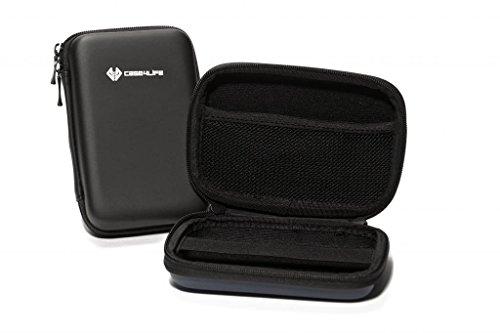 Case4Life Negro Dura cámara compacta Funda Caso Bolsa para Panasonic Lumix DMC-3D1, DMC-FT5, DMC-TZ40, DMC-TZ57, DMC-TZ60, DMC-TZ70, DMC-TZ80EB - Garantía de por Vida