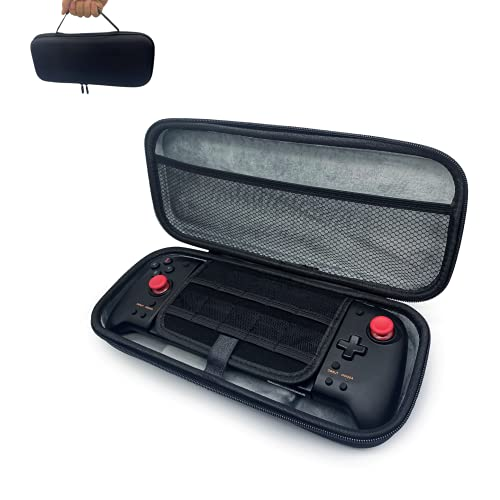 Hori Split Pad Pro Case - ZBRO Hard Shell Case for Nintendo Switch Split Pad Pro Controller - Support 10 Game Slots / Button Protection /Lightweight