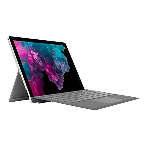 Microsoft Surface Pro 6 12.3 Inch Tablet - (Silver) (Intel 8th Gen Core i7, 16 GB RAM, 512 GB SSD, Intel UHD Graphics 620, Windows 10 Home, 2018 Model)