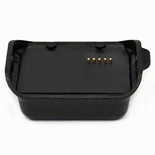Nrpfell Carico del Caricatore Sostituzione Bacino Della Culla con Cavo di Ricarica Micro-USB per Samsung Galaxy Gear 2 Neo R381 Intelligente Guarda