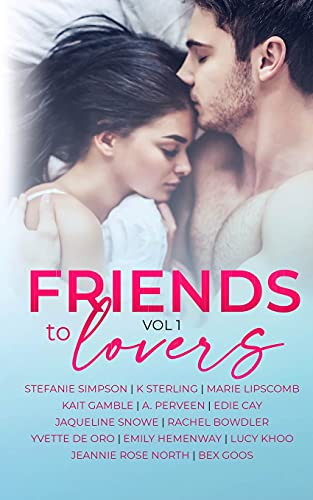 Friends to Lovers: A Steamy Romance Anthology Vol 1 (Romancing the Tropes)