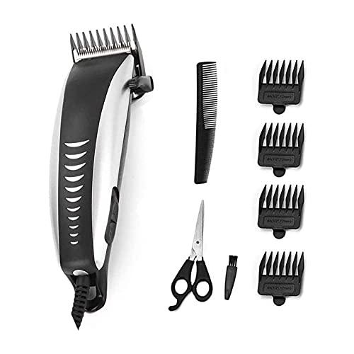 ELXSZJ XTZJ Kit de Estilo de 6 Piezas con cortadoras de Pelo y recortador de Barba para el Aseo del Cuerpo Total