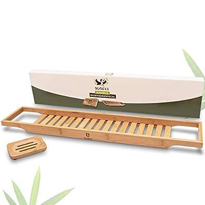 BODEXX® Badewannenablage Seifenschale hochwertiges