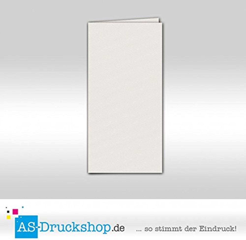 Faltkarte Doppelkarte - - - Eisgrau 100 Stück DIN Lang B0794YR6HY | Moderne und elegante Mode  6c2255