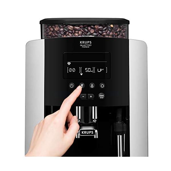 Krups EA817810 Independiente Totalmente automática Máquina espresso 1.7L