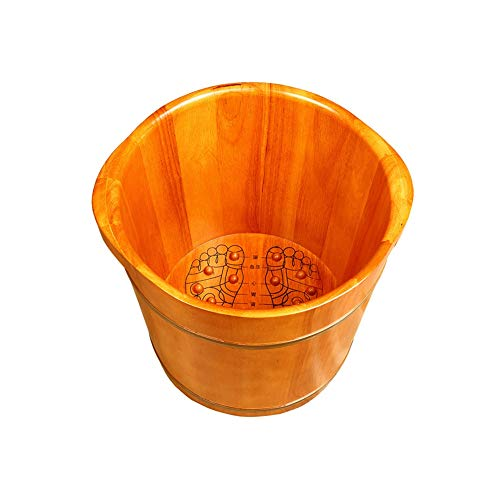 Fantastic Prices! ZWJ- Foot tub Foot Spa Massager Foot Bath Home Foot Bath Barrel Foot Massage With ...