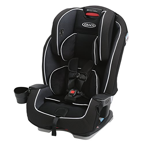 Graco Milestone 3 in 1 Convertible Car Seat | Infant to Toddler...