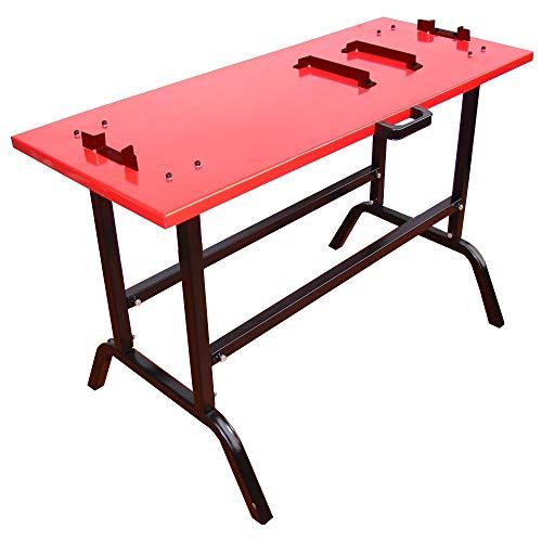 Werktisch/Arbeitstisch universell für Geräte, Maschinen, Holzspalter, Bohrständer etc.
