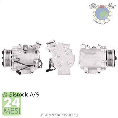 X3L Compressore climatizzatore aria condizionata Elstock HONDA CIVIC VIII Hatch