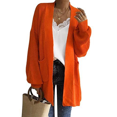 beautyjourney Cardigan Donna Invernale Elegante Cardigan Maglione Donna Invernale Maglioni Maglia Maglieria Eleganti Tumblr Maglieria Giacca Donna Knitted Pullover Cardigan Cappotto Donna Natalizio