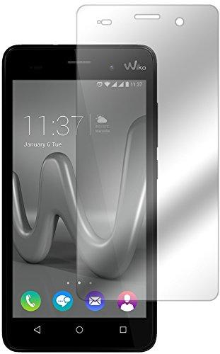 Nandu Wiko Lenny 3Cristal–9H EchtGlas–Protector de pantalla (Tempered Glass)