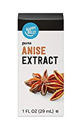 Amazon Brand - Happy Belly Pure Anise Extract, 1 fl oz