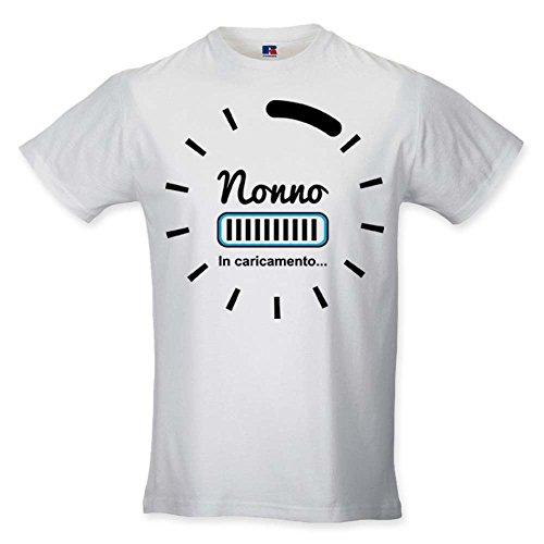 Babloo T Shirt Uomo Idea Regalo Festa dei Nonni Nonno Loading