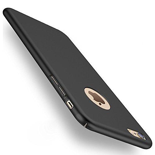Joyguard Cover iPhone 6 Plus/6s Plus, Custodia iPhone 6 Plus/6s Plus [Ultra Sottile] [Leggera] AntiGraffio Antiscivolo Case iPhone 6 Plus/6s Plus Shell iPhone per iPhone 6 Plus/6s Plus-5.5'-Nero