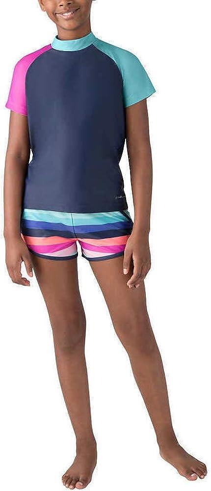 Eddie Bauer Girls 4 Piece Swim Set