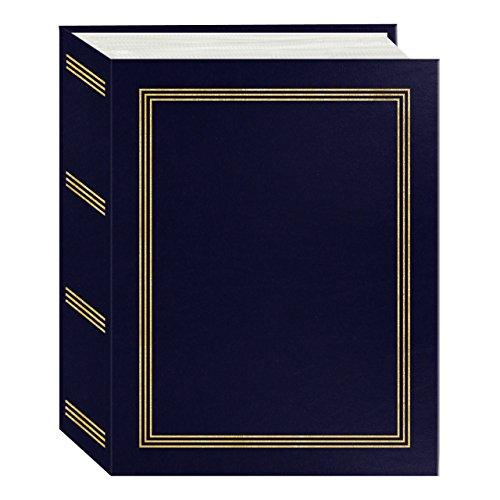 Pioneer Photo Albums A4-100 álbum de fotos azul marinho, 100 bolsos 10 x 15 cm