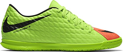 Tenis Futsal Nike Hypervenomx Phade 3 Adulto Verde