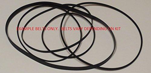 Best Bargain Drive Belt for Sansui D-77F