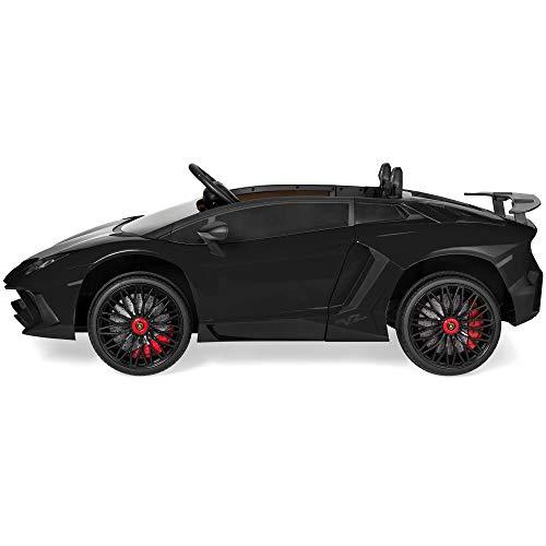 Best Choice Lamborghini Aventador Kids Car