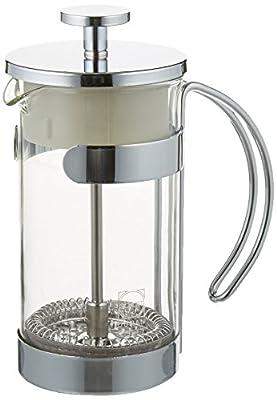 Norpro 5581 Glass/Chrome Coffee/Tea Press, 2 Cup