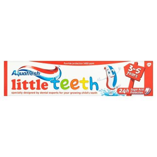 Aquafresh 50ml Zahnpasta Für Kinder