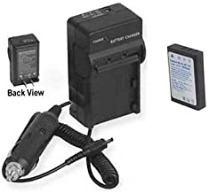 BP-1500S BP-1500 BP1500S Battery + Charger for Kyocera Contax TVS Digital