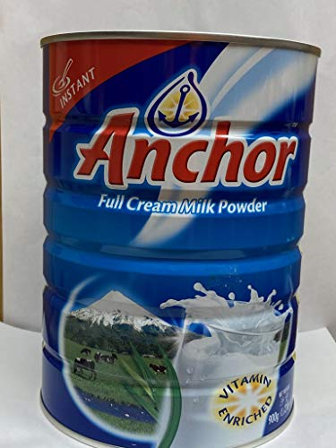 Anchor Instant Full Cream Milk Powder 900g