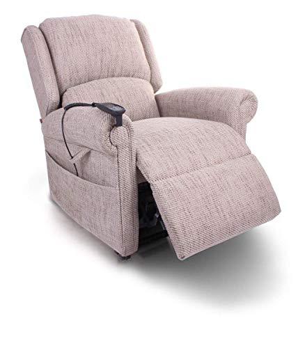 ZNZ Silla de ruedas, silla de rehabilitación médica para personas mayores, personas mayores, sillón reclinable de un solo motor con inclinación en el espacio, sillón reclinable eléctrico, silla eléct