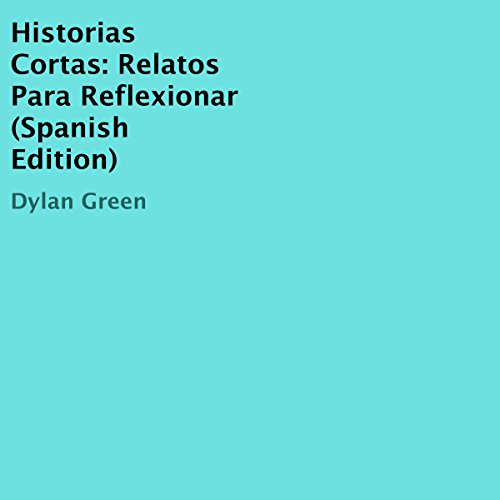 Historias Cortas [Short Stories] audiobook cover art